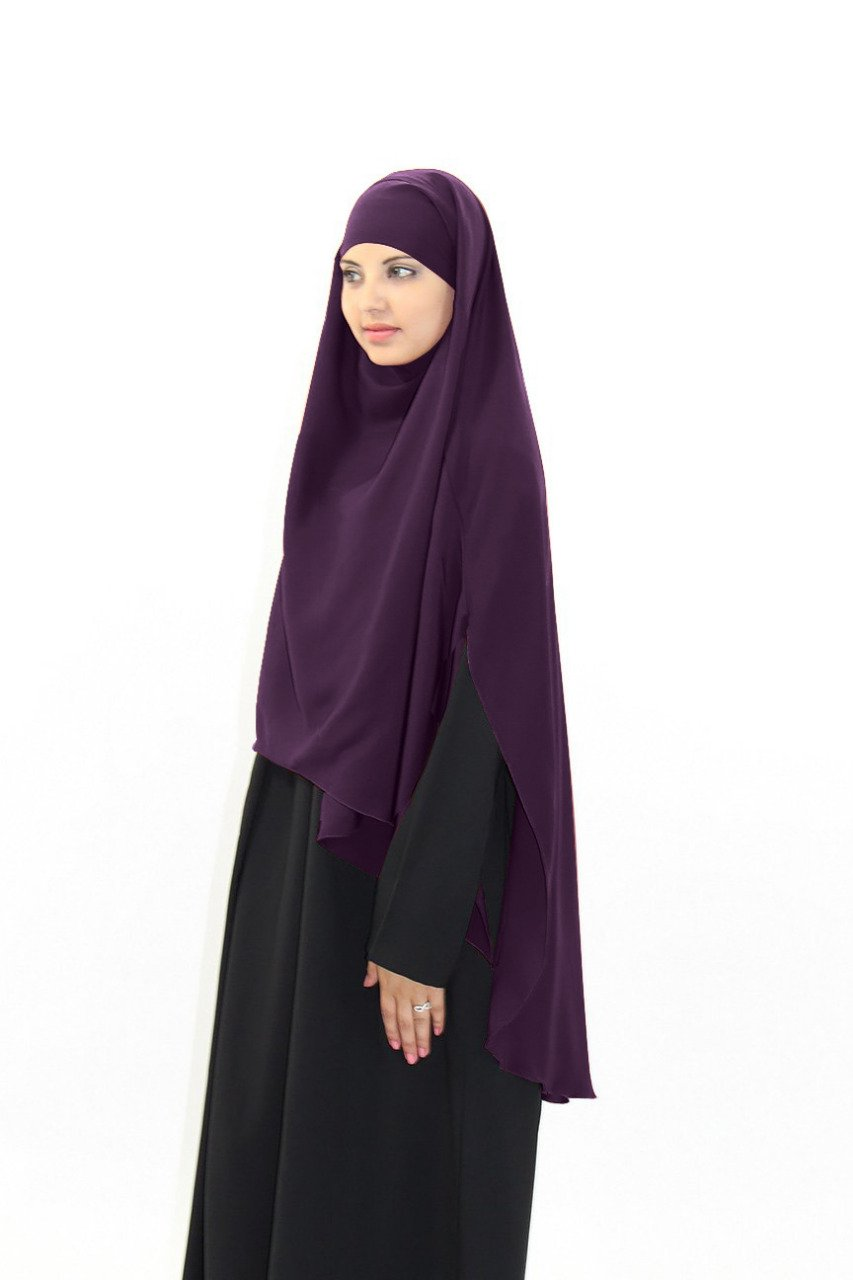 Mini Khimar Warda